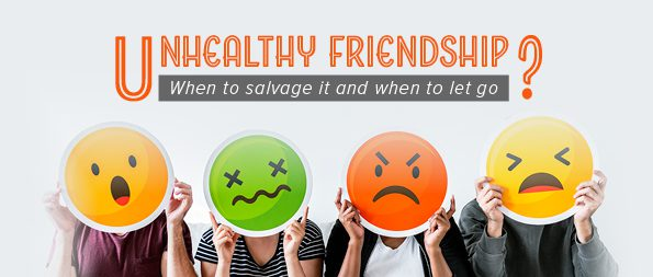 How to help students manage their friendships