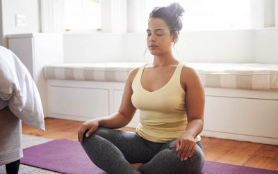 Try this quick body scan meditation to melt away your stress