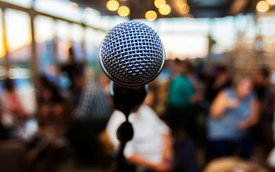 How to help students feel comfortable with public speaking